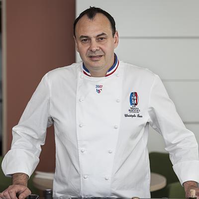 CHRISTOPHE ROURE | Collège Culinaire de France