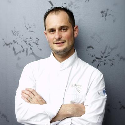 ALEXANDRE COUILLON | Collège Culinaire de France