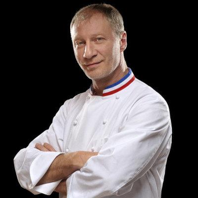 ERIC FRECHON | Collège Culinaire de France