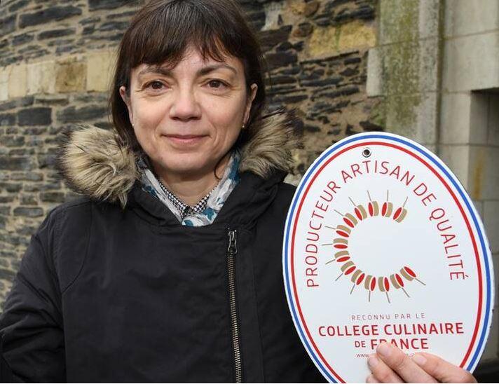 SOPHIE LACHARLOTTE TESSIER   Collège Culinaire de France